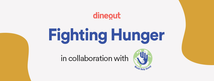 Batman Returns | Dineout's Project Thali  | Feeding the Needy