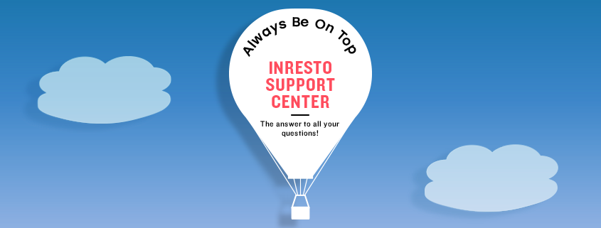Find all your Answers at one place | inresto Support Centre
