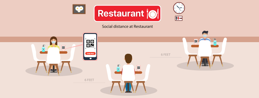 Rebuilding diner's trust with Contactless Dining