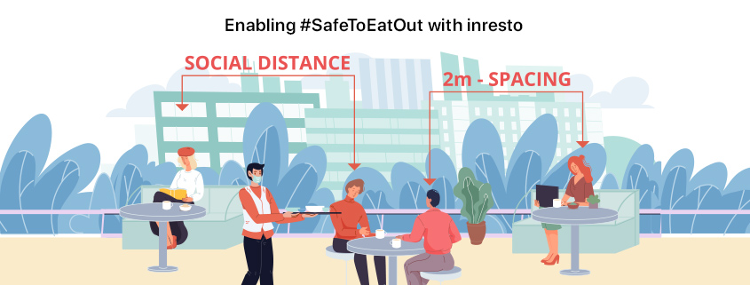 Enabling #SafeToEatOut with inresto