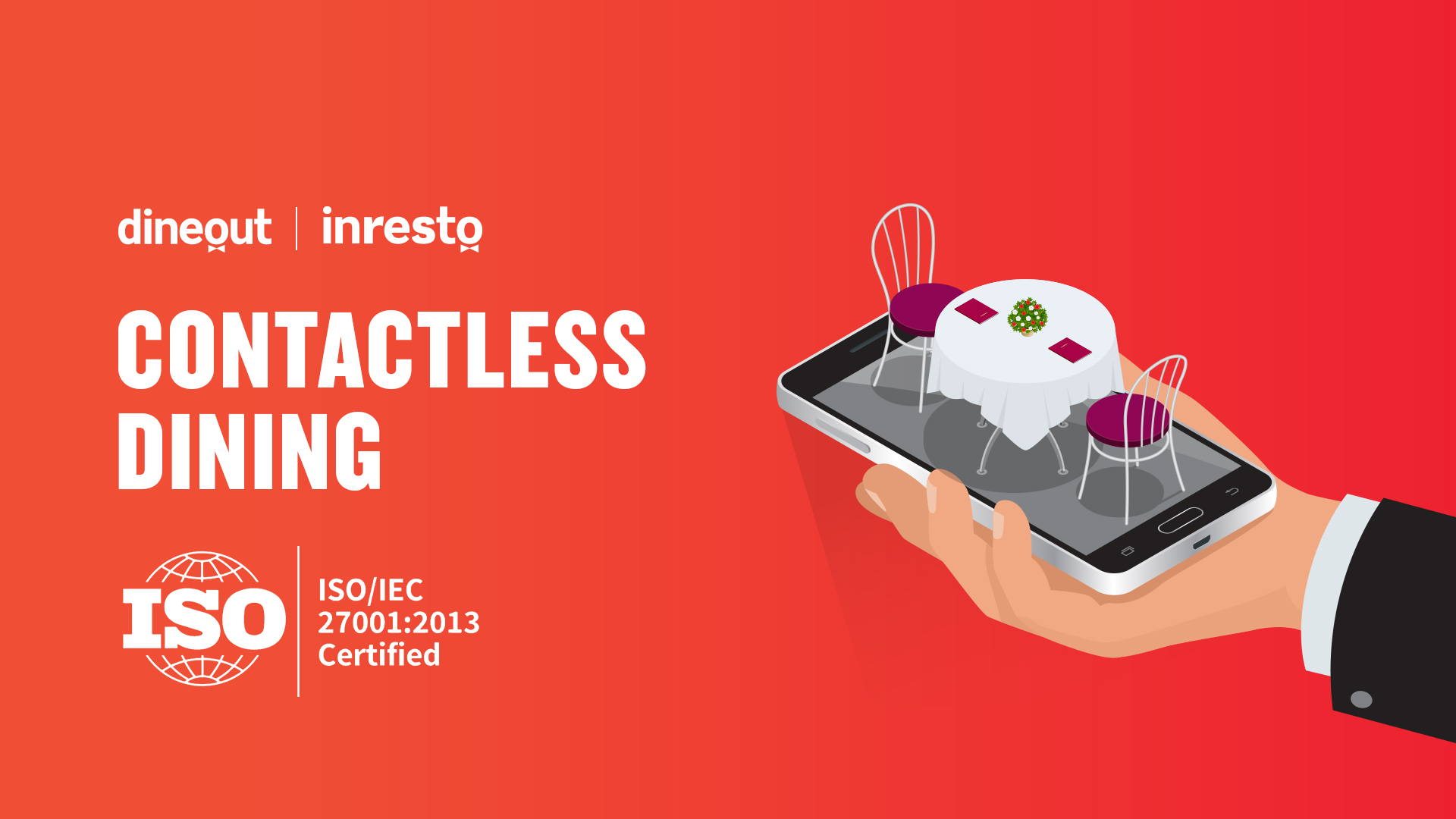 inresto's Contactless Dining | Paving the Future of the Middle Eastern Restaurant Industry