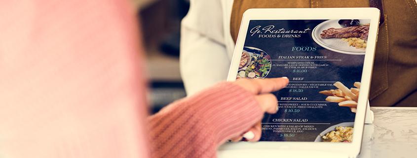 Why Choose a Restaurant Menu Management Software?