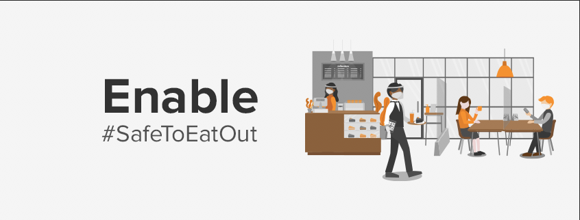 Adopt Safety & Hygiene Solutions at Your Restaurant | Enable #SafeToEatOut